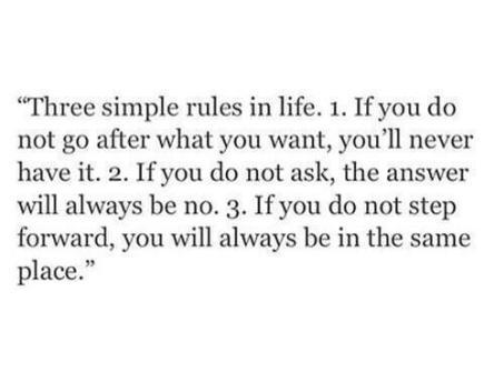 3 rules